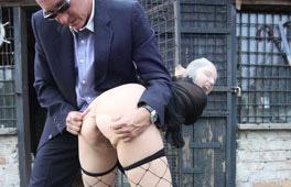 Pantyhose Abuse